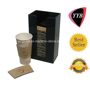 High Quality Acrylic Paper Cup Holder pictures & photos