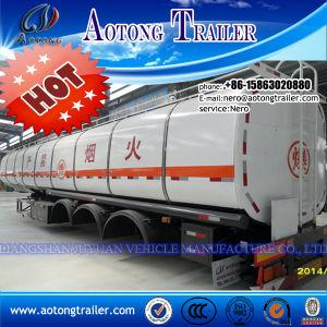 38 Cbm Bitumen Tank Semi Trailer for Export pictures & photos