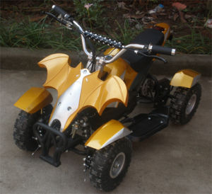 CE Approval 350W Motor Power New Body Design Electric ATV Quads, 4 Wheel Electric Scooter (ET-EATV005) pictures & photos