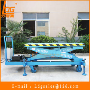 5ton 1.6m Self Propelled Hydraulic Scissors Lifting Equipment (SJZ5-1.6) pictures & photos