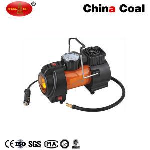 12V Heavy Duty Metal Mini Portable Air Compressor Pump Kit pictures & photos