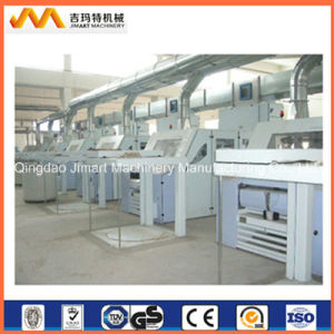 Industrial Large Capacity Wool Carding Machine Used in Spinning Line pictures & photos