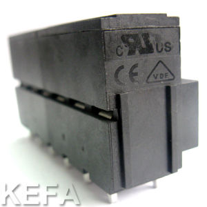 PCB Screw Terminal Block for Wire to Board Connection with Shunt Slot Application for Solar Panel pictures & photos