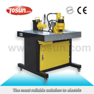 Multifunctional Punching Bending Cutting Machine pictures & photos
