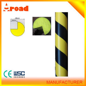 Widely Using Yellow/ Black PU Corner Protector Damper pictures & photos