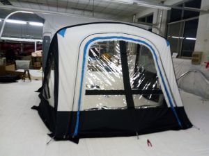 Outdor Camping Caravan Awning Tent pictures & photos