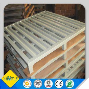 Euro Steel Pallet for Warehouse with Powder Coating Finished pictures & photos