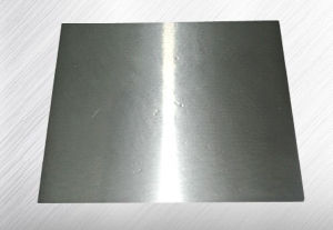 Tungsten Plate for Different Industries pictures & photos