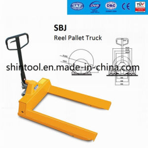 Good Reel Pallet Truck Sbj pictures & photos