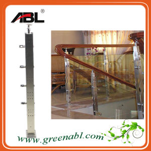 Stainless Steel Interior Staircase Balustrader (DD047) pictures & photos