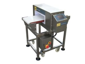 Mdc-D Food /Rubber/Plastic Conveyor Metal Detector pictures & photos