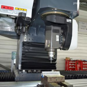 CNC Alunimum Milling Machine with High Precision -Pratic Pyb Series pictures & photos