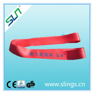 Sln Webbing Sling Wll; 3t---8t L; 3m---5m pictures & photos