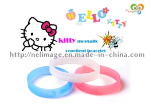 Bugslock Mosquito Repellent Hello Kitty Bracelet