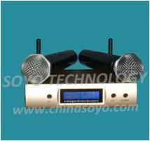 2.4G Digital Wireless Music Microphone System pictures & photos