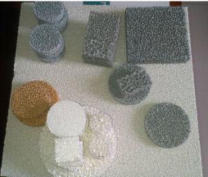 Sic/Alumina/Zirconia Ceramic Foam Filter for Smelting pictures & photos