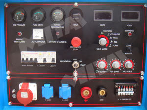 500A TIG Welding Argon Welding Machine pictures & photos