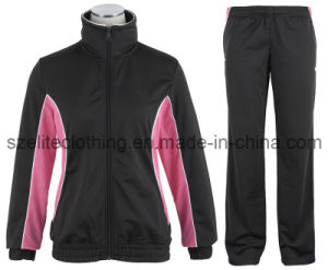High Quality Jogging Suit for Women (ELTSJJ-122) pictures & photos