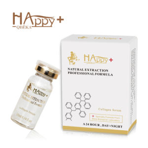 Cosmetic Happy+ QBEKA Collagen Serum Firming Skin Face Serum Pure Collagen Facial Serum pictures & photos