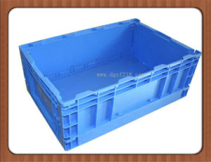 Folding Plastic Packaging Boxes for Warehouse pictures & photos