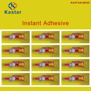 Instant Adhesive Cyanoacrylate Glue pictures & photos
