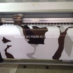 Tsautop Digital Camo&Air Channel Camouflage Car Wrap pictures & photos