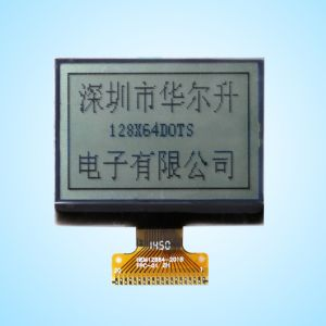 FSTN 128X64 Graphic LCD Module (size: 46(W) X 37 (H) X 2.8 (T) mm)