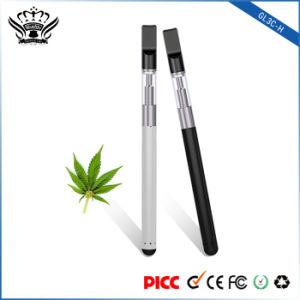 Bud Touch 0.5ml Disposable Dual Coils Hemp Oil Cartridge Cbd Vape Pen Atomizer pictures & photos
