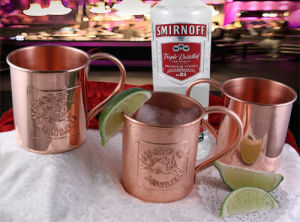 High Quality Copper Moscow Mule Mug pictures & photos