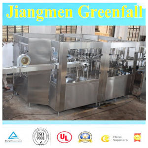 Automatic Small Bottled Water Plant Line (Meo-XG-17)
