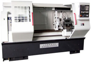 CNC Horizontal Lathe Max Swing Diameter 630 710 pictures & photos