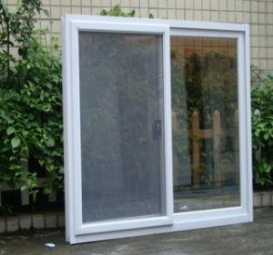 Aluminum Tempered Glass Window