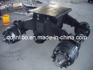 28 Ton Suspension Axle for Trailer/Semi-Trailer Suspension pictures & photos