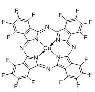 Copper (II) 1, 2, 3, 4, 8, 9, 10, 11, 15, 16, 17, 18, 22, 23, 24, 25-Hexadecafluoro-29h, 31h-Phthalocyanine