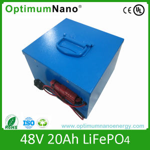 LiFePO4 48V Battery 20ah for UPS and Solar Storage pictures & photos