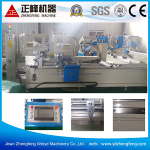 Cutting Machine to Make Aluminum Sliding Window pictures & photos