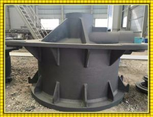 OEM Cast Iron Ingot Mould for Steelmaking Plant pictures & photos