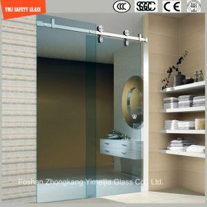 Adjustable Stainless Steel Frame 6-12 Tempered Glass Simple Sliding Shower Room, Shower Enclosure, Shower Cabin, Bathroom, Shower Screen pictures & photos