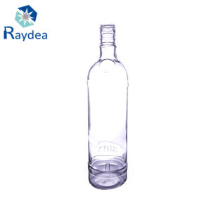 700ml Glass Bottle in Flint Glass for Mauritius Customer pictures & photos