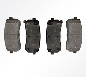 Good Quality Brake Pads for Skania, Daf, Iveco, Man pictures & photos