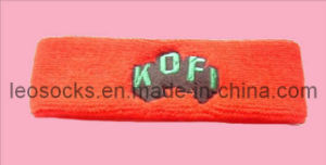 Sport Cotton Headband and Wristband pictures & photos