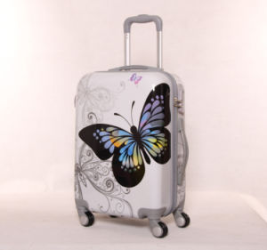 Hot Sale Fashion Design ABS+PC Luggage 20inch pictures & photos