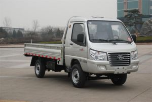 China Light Truck 2WD Small Lorry 0.5t Flatbed Truck pictures & photos