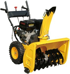 Cheap 11HP Loncin Engine Snow Thrower (DIY-STG1101QE-02) pictures & photos