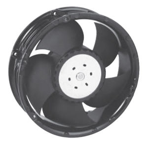 172mmx151mmx51mm Thermoplastic Housing and Impellers DC17251 Axial Fan pictures & photos