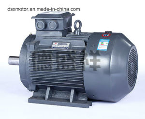 160kw Three Phase Asynchronous Electric Motor AC Motor pictures & photos