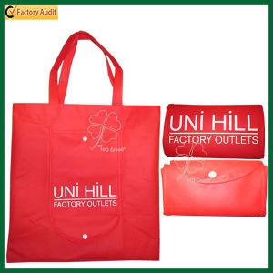Promotional PP Nonwoven Shopper Foldable Bags (TP-FB059) pictures & photos