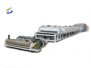 China High Quality Paper Cardboard Production Line pictures & photos