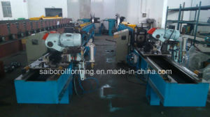 High Speed Square Pipe Roll Forming Machine Line pictures & photos