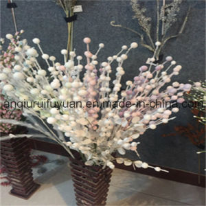 The Home Decoration with Artificial Grass Flowers01